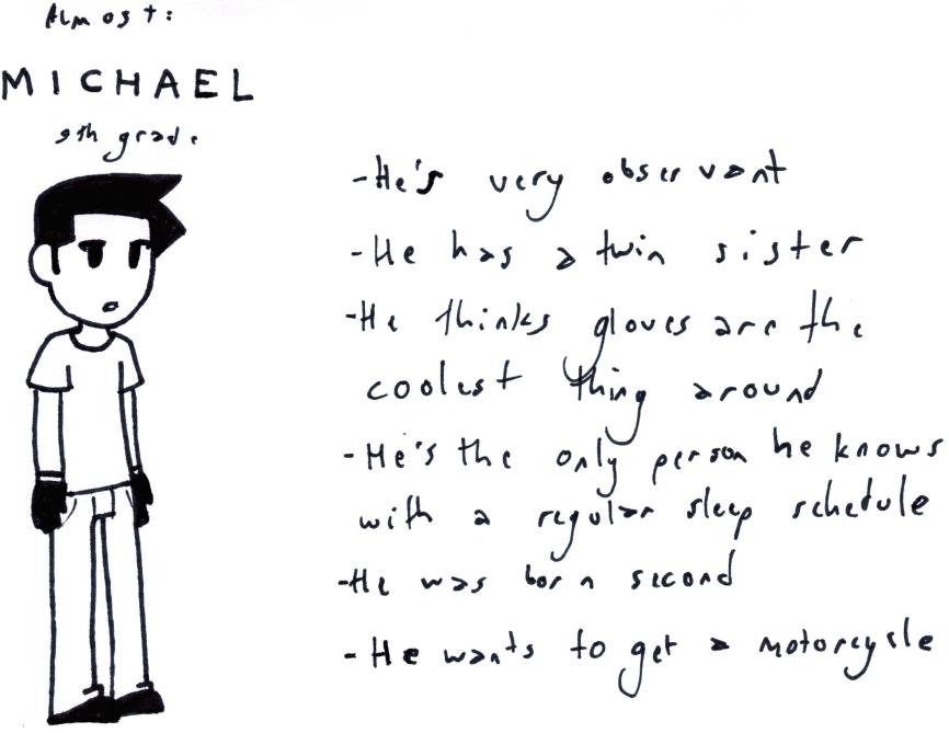 Almost: Michael
