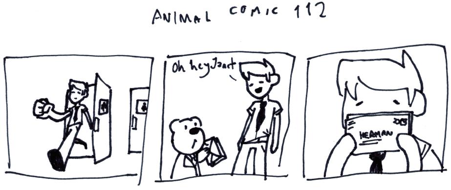 Animal Comic 112