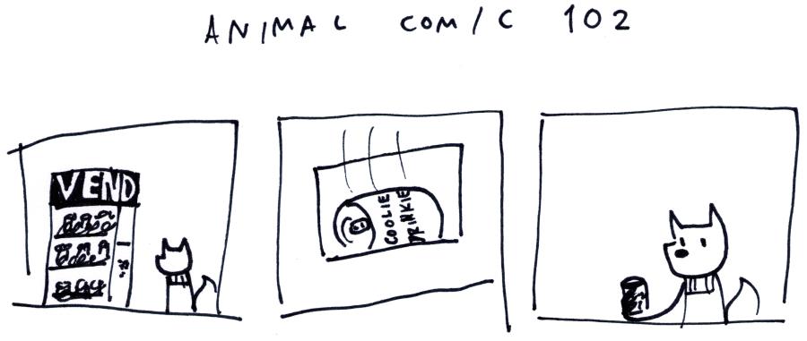 Animal Comic 102