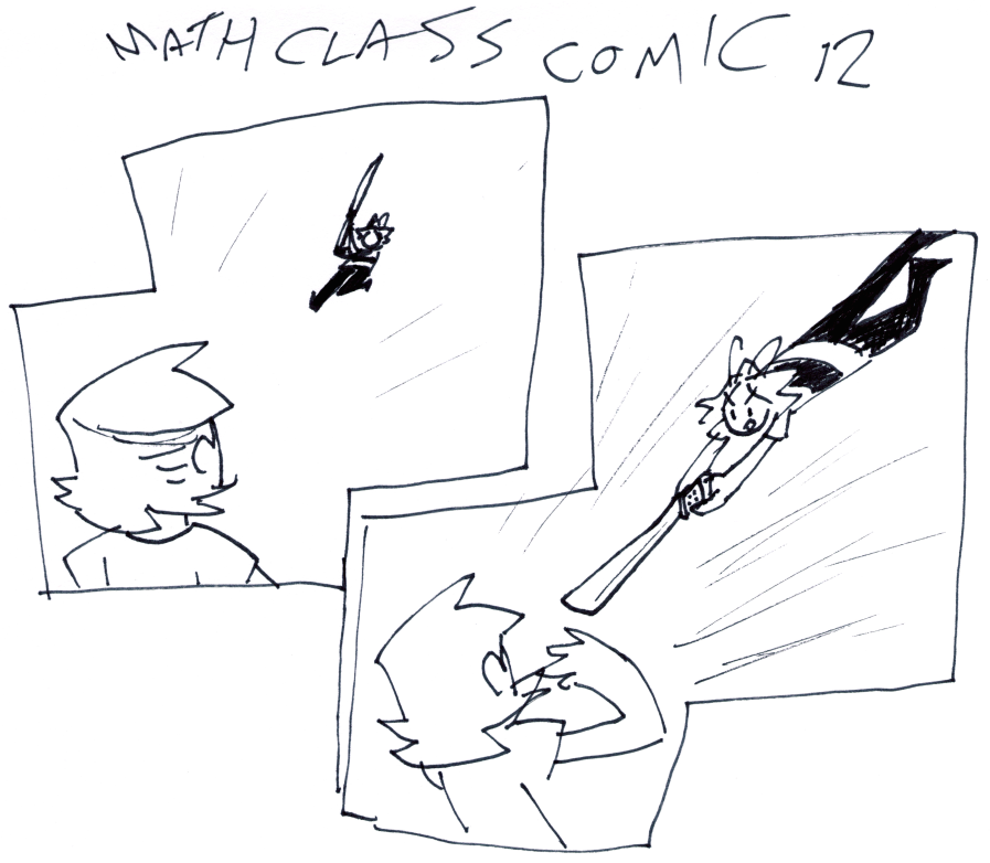 Math Class Comic 12
