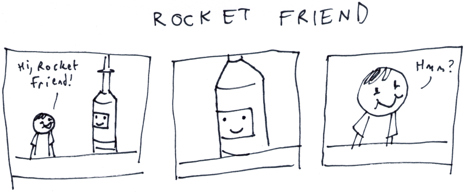Rocket Friend