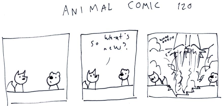 Animal Comic 120
