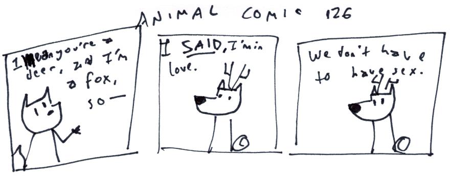 Animal Comic 126