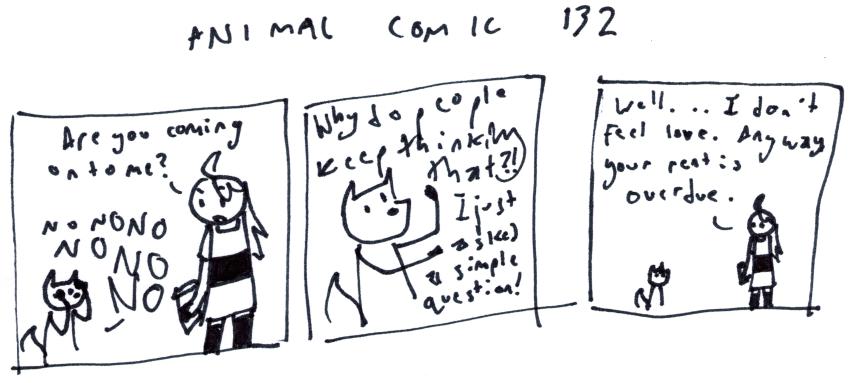 Animal Comic 132