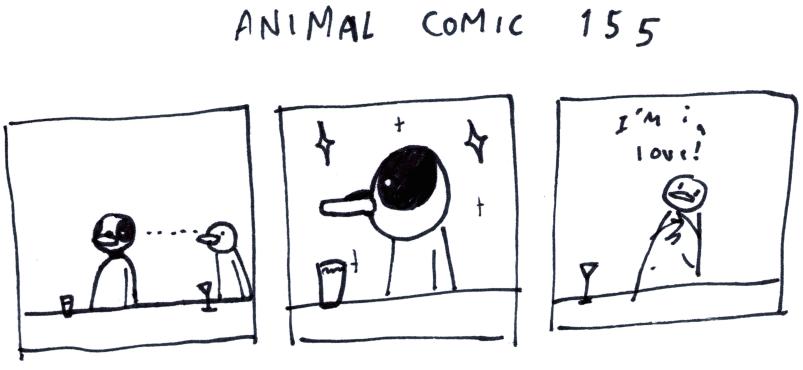 Animal Comic 155