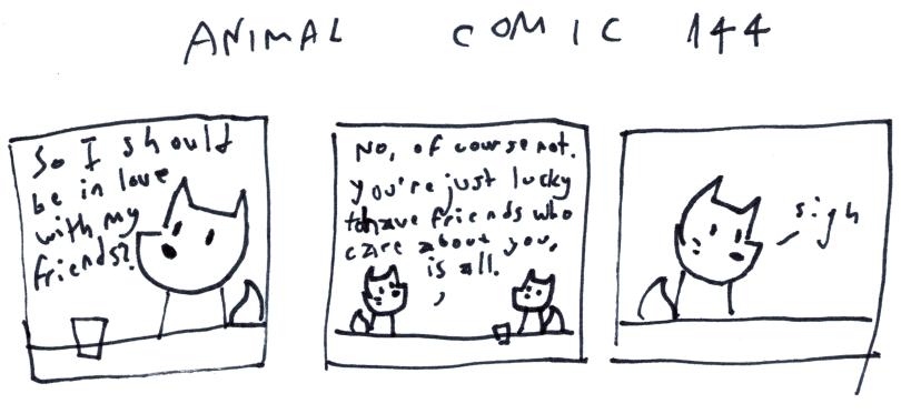 Animal Comic 144