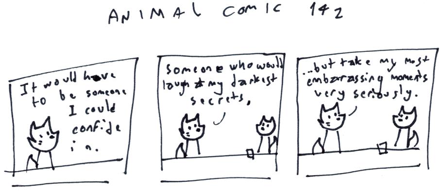 Animal Comic 142