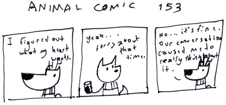 Animal Comic 153