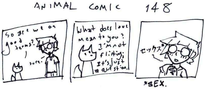 Animal Comic 148