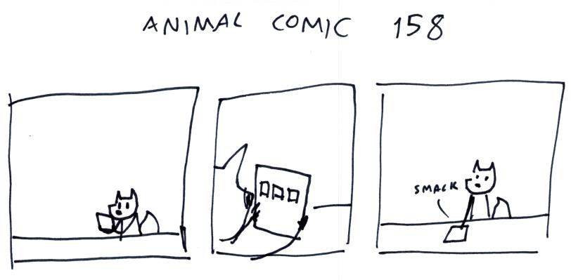 Animal Comic 158