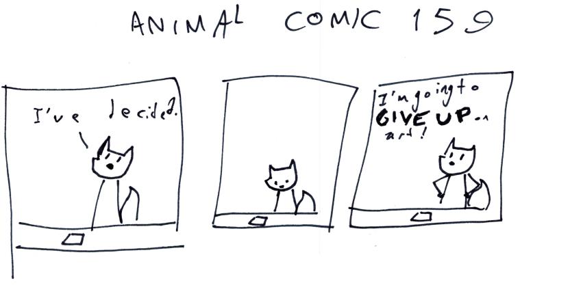 Animal Comic 159