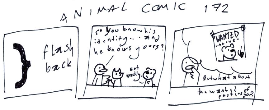 Animal Comic 172
