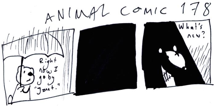 Animal Comic 178