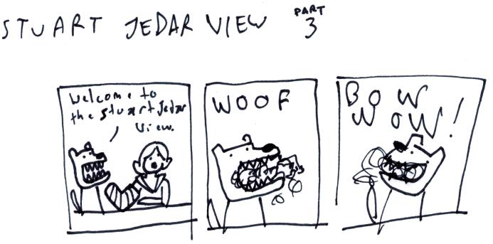 Stuart Jedar View part 3