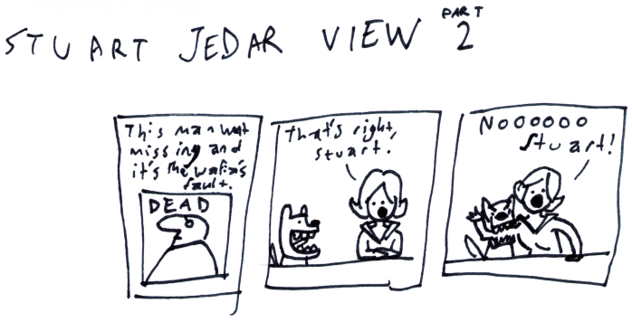 Stuart Jedar View part 2