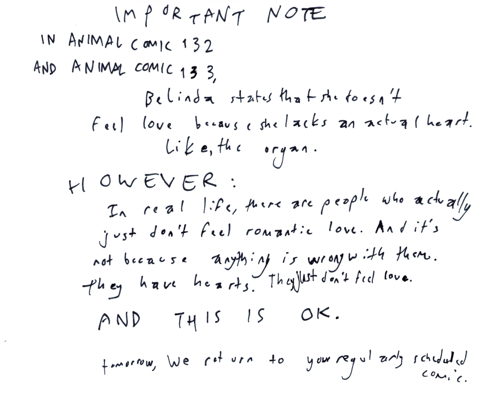Important Note