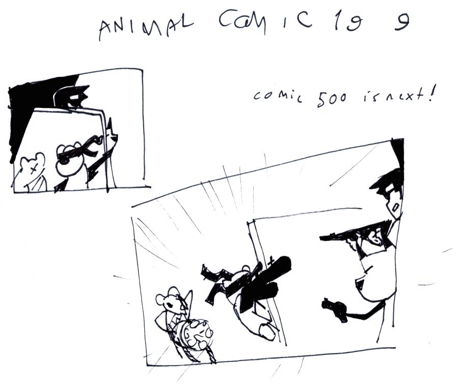 Animal Comic 199