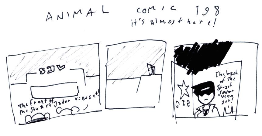 Animal Comic 198