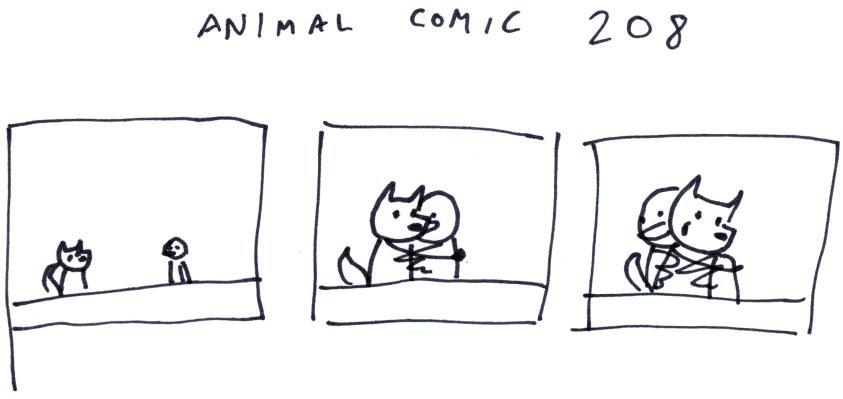 Animal Comic 208
