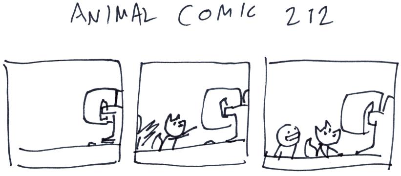 Animal Comic 212