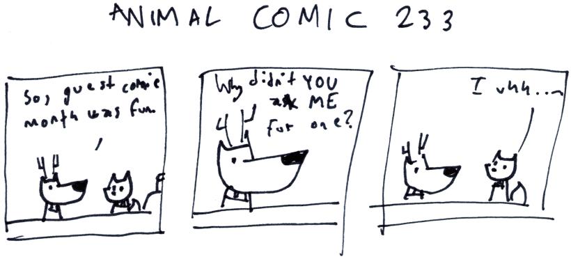 Animal Comic 233