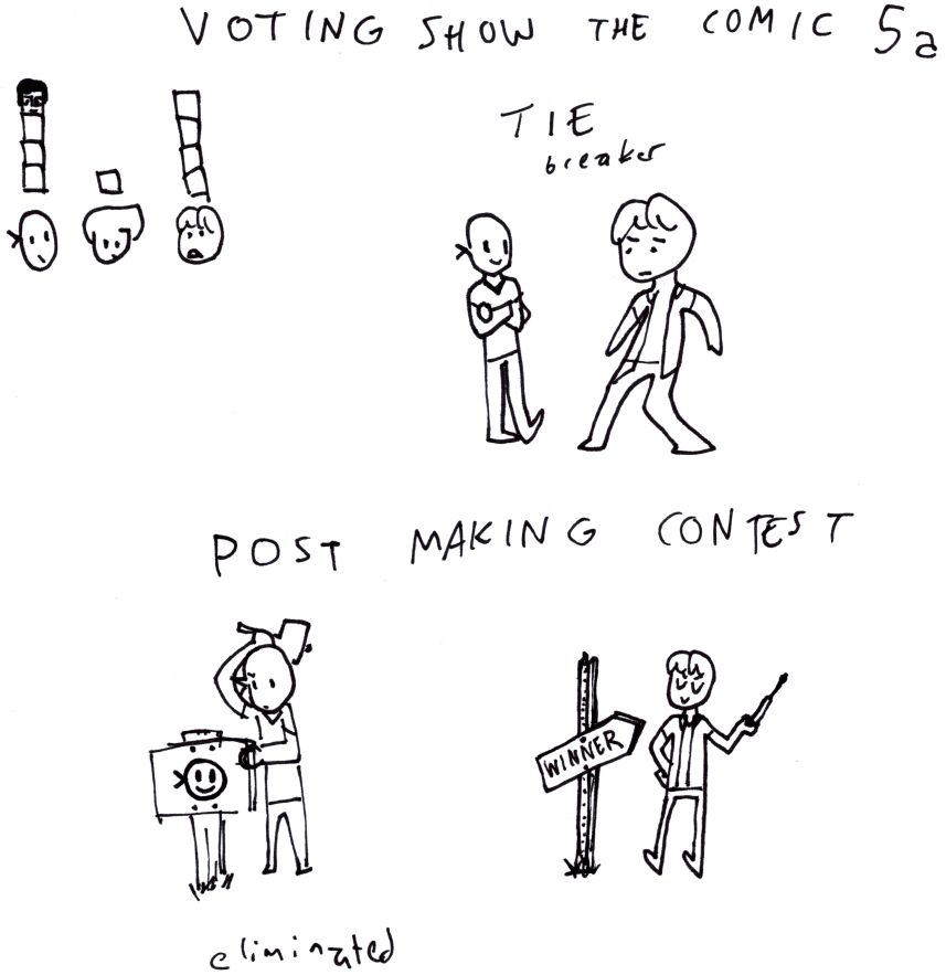 Voting Show the Comic 5a
