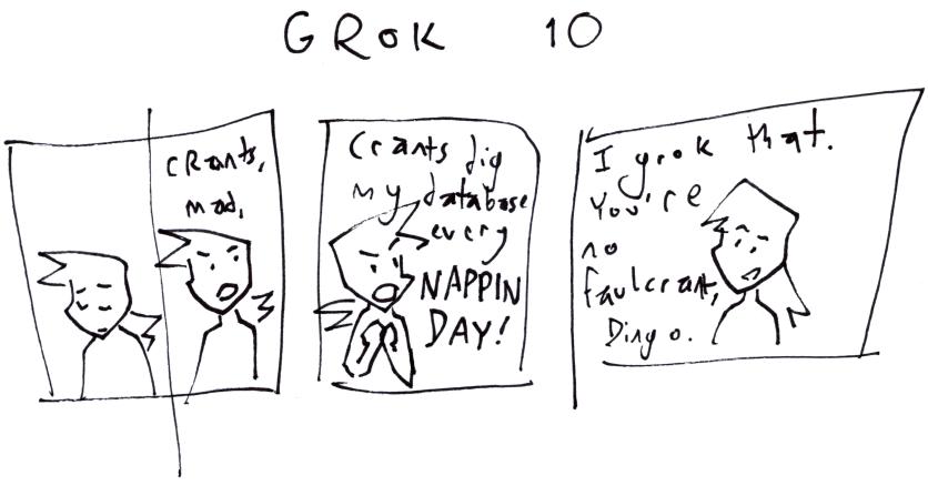 Grok 10