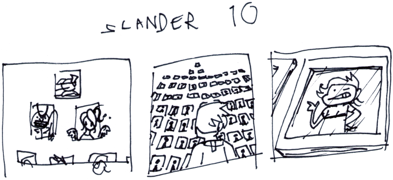 Slander 10
