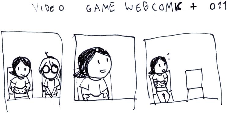 Video Game Webcomic+ 011