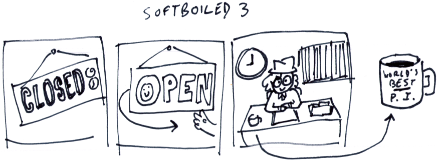 Softboiled 3