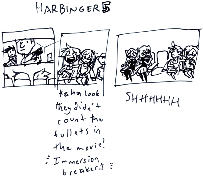 Harbinger 5