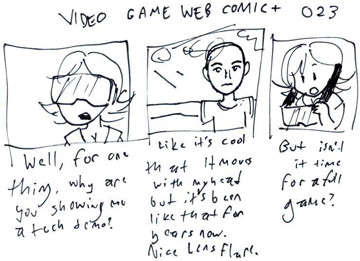 Video Game Webcomic+ 023