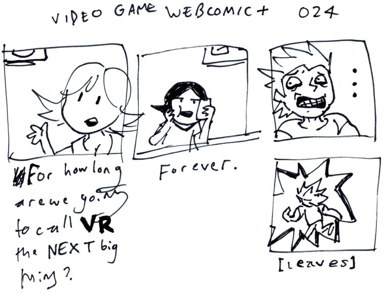 Video Game Webcomic+ 024