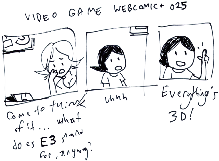 Video Game Webcomic+ 025