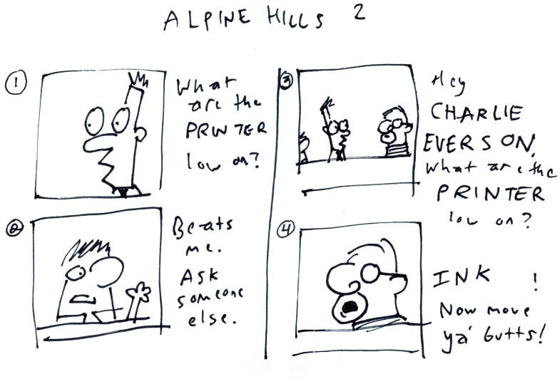 Alpine Hills 2