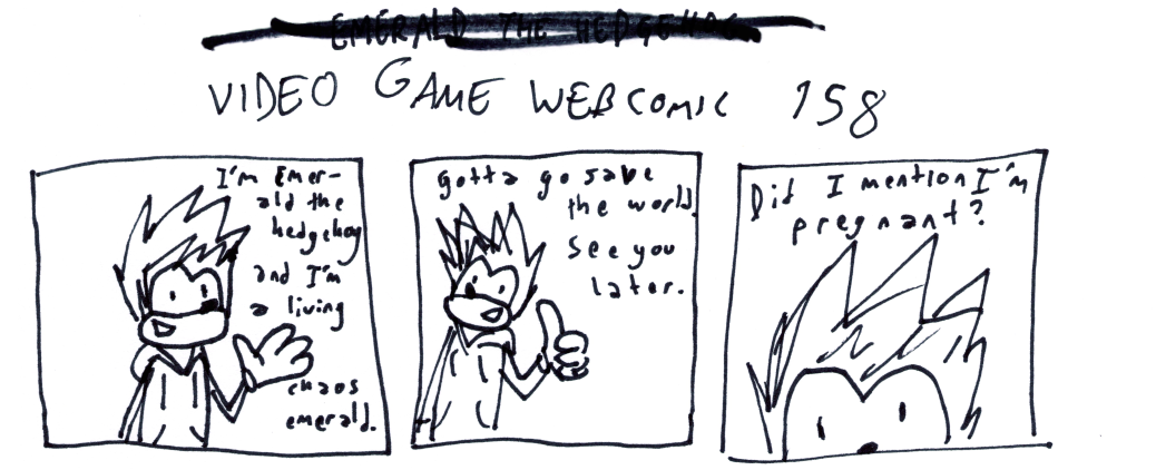 Video Game Webcomic 158