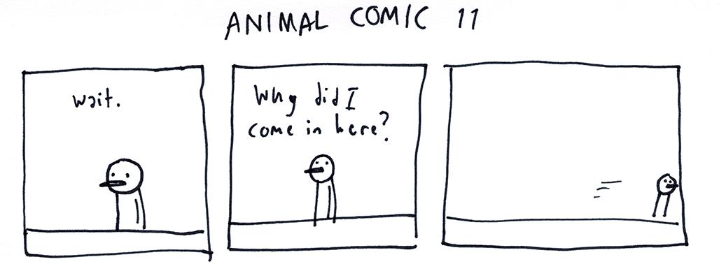 Animal Comic 11