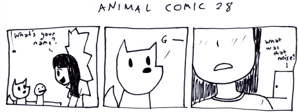 Animal Comic 28