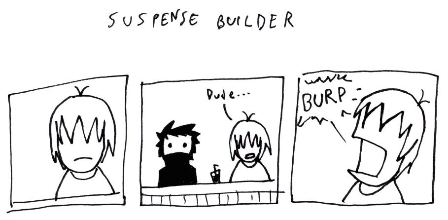 Suspense Builder