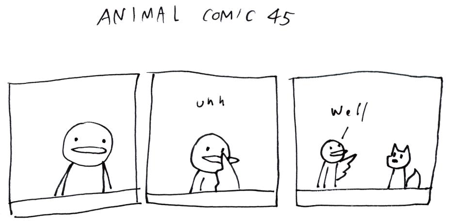 Animal Comic 45