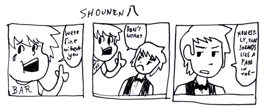 Shounen 八