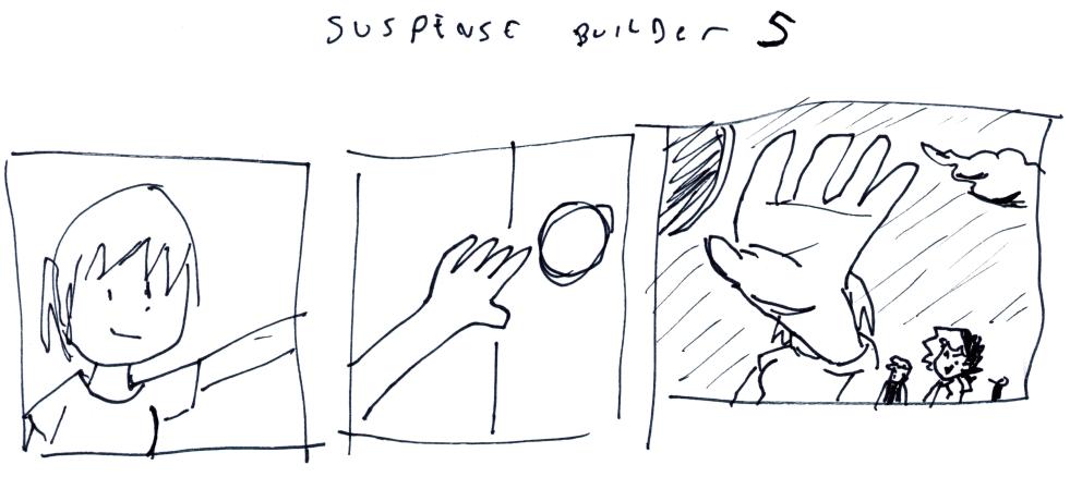 Suspense Builder 5