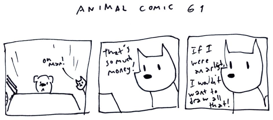Animal Comic 61