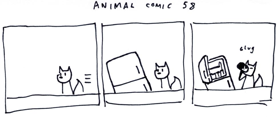 Animal Comic 58