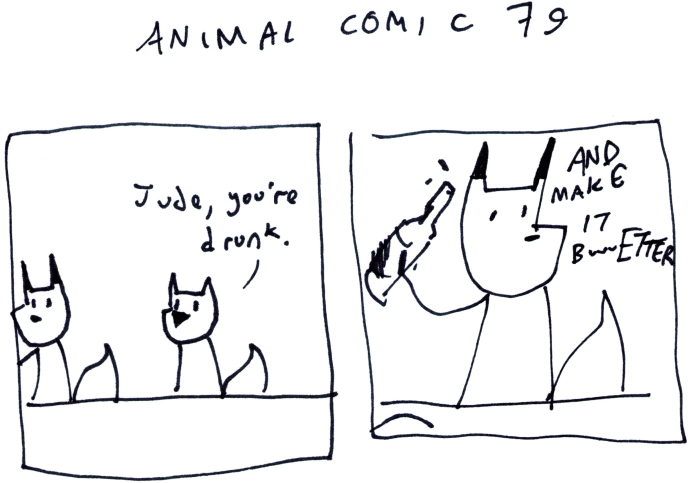 Animal Comic 79
