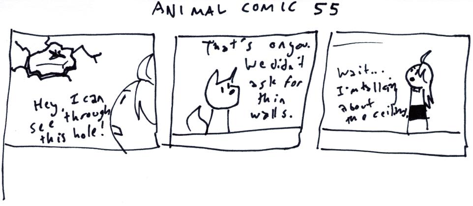 Animal Comic 55
