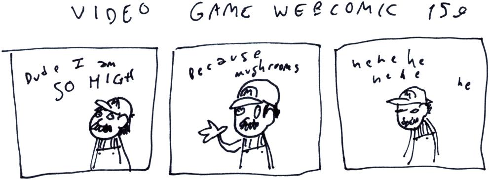 Video Game Webcomic 159