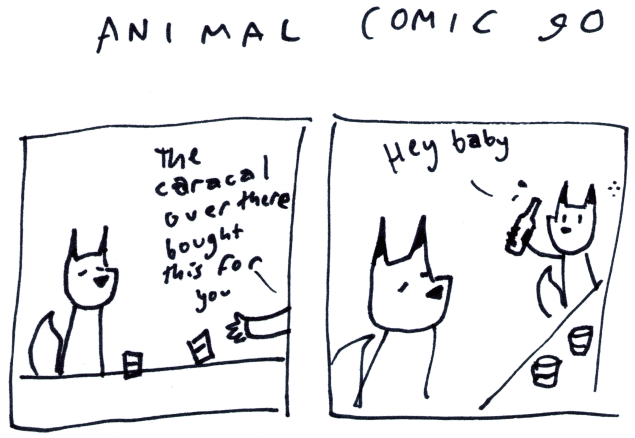Animal Comic 90