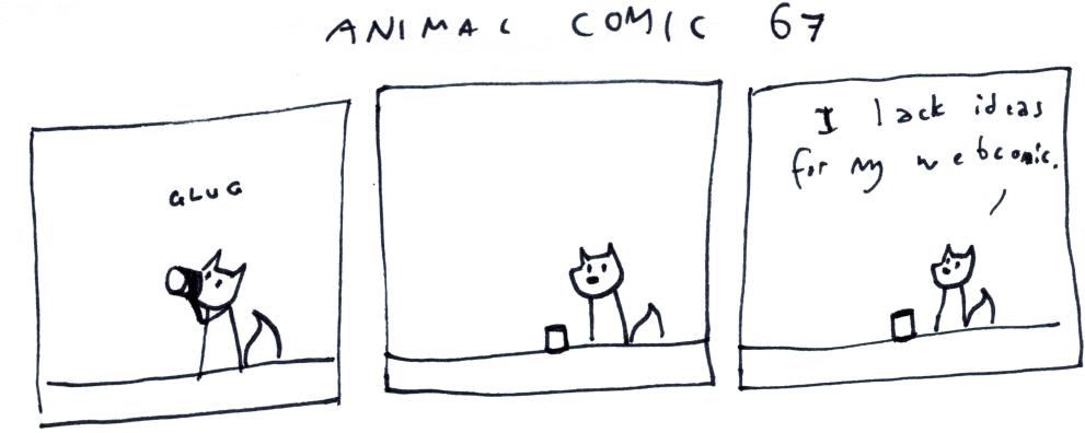 Animal Comic 67