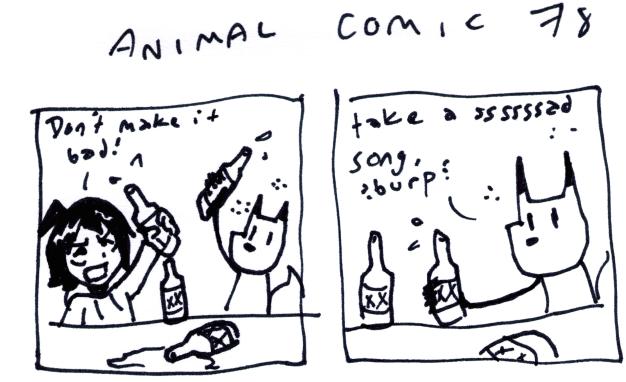Animal Comic 78